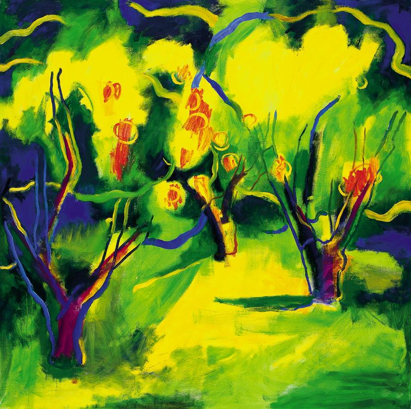 TRES NARANJOS