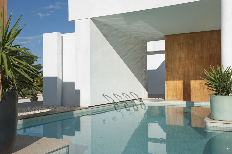 Sta Catalina 8684 Arquitectura. Vivienda mediterránea entre naranjos