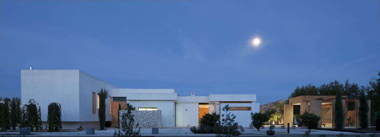 Sta Catalina 8805 Arquitectura. Vivienda mediterránea entre naranjos