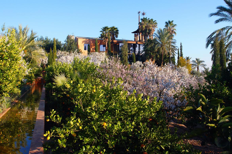 canal2 Huerto Muher. Una fabulosa residencia en un valle de palmeras