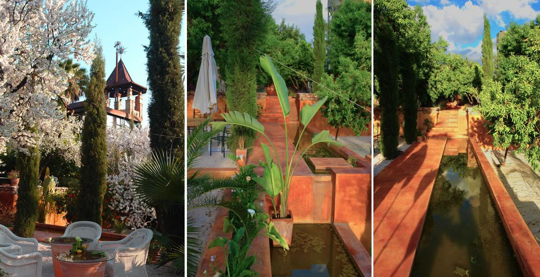 compo2mh Huerto Muher. Una fabulosa residencia en un valle de palmeras