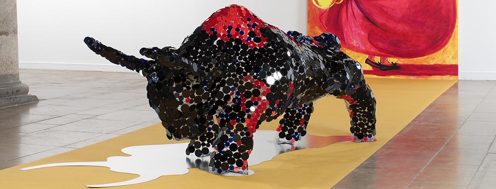 escultura-toro-muher
