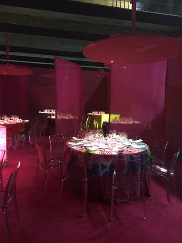la foto 2 MUHER diseña uno de los espacios interiores del Salón Millesime Madrid 2014