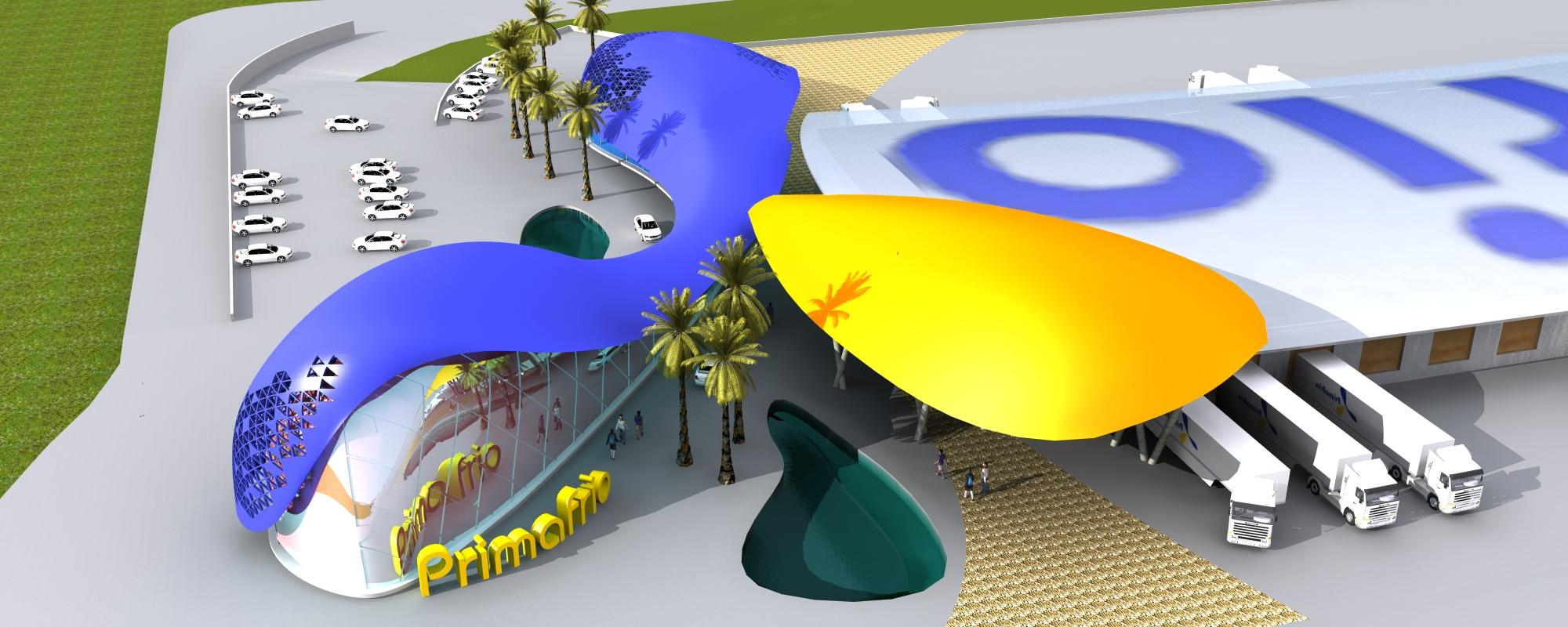 MUHER diseña la sede internacional de PRIMAFRIO