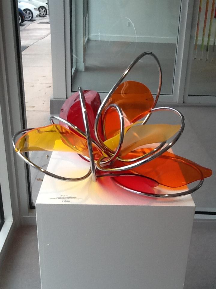 2014 04 10 17.40.39 Escultura Flor II