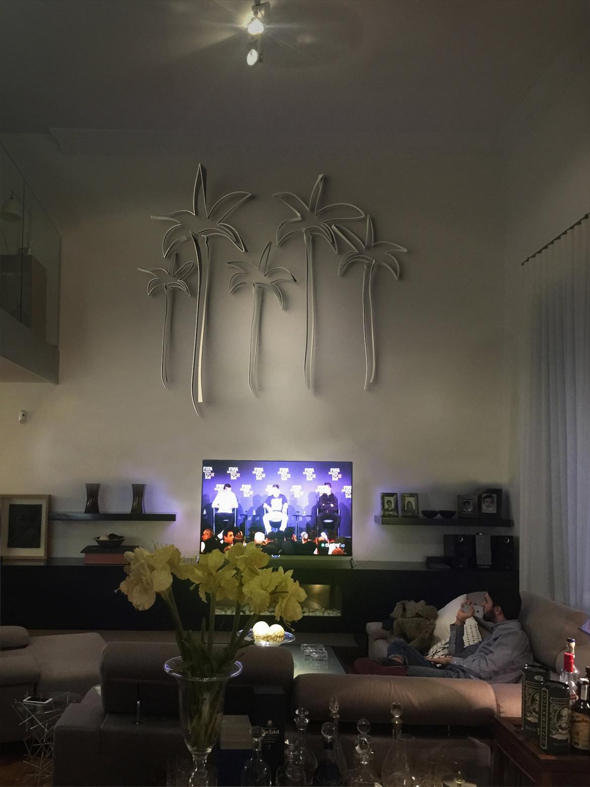 2016 01 13 12.11.43 Escultura de palmera elaborada en Krion