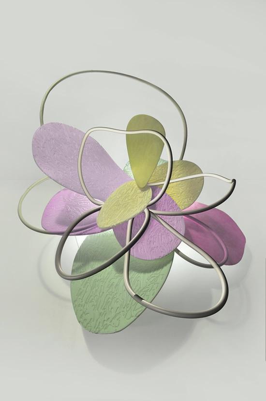 DSC 0330 2 Escultura Flor