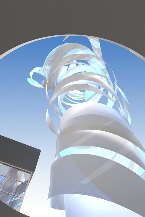 IMG 3882 Escultura para pabellón olímpico Miami