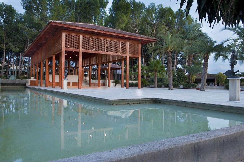 Pérgola 8928 RF Arquitectura