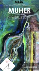 EXPOSICIÓN MILÁN 167x300 Muher expone en Milán la colección —Asia Mediterránea— el próximo 21 de septiembre