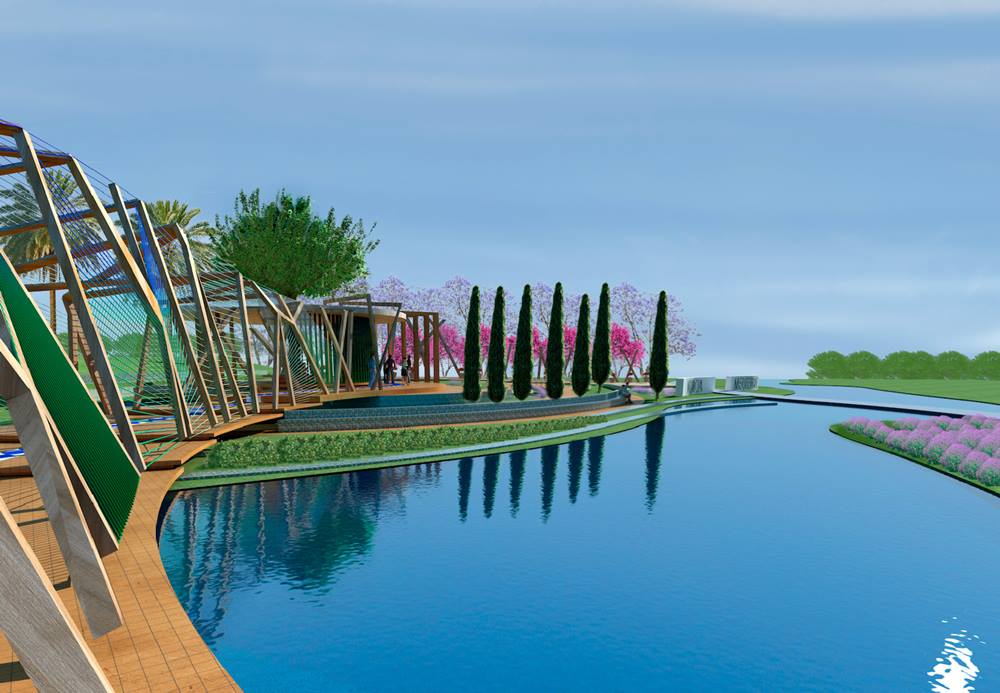 31506670 1472858626157407 8007485255126614016 o Actualización, proyecto jardín nacional en Nanning de inspiración mediterránea (Murcia)