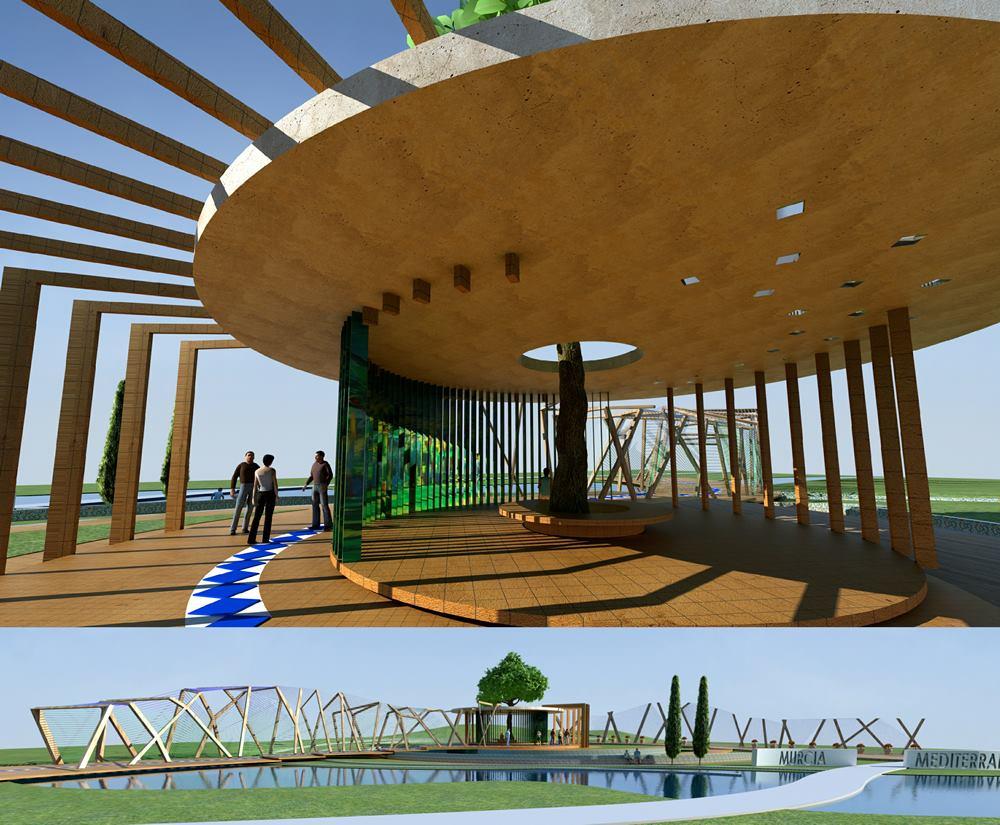 31543468 1472859786157291 7501832824018698240 o Actualización, proyecto jardín nacional en Nanning de inspiración mediterránea (Murcia)