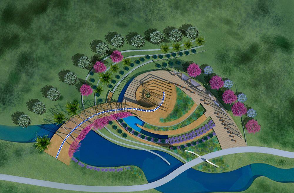 31706580 1472858729490730 6497542798743437312 o Actualización, proyecto jardín nacional en Nanning de inspiración mediterránea (Murcia)
