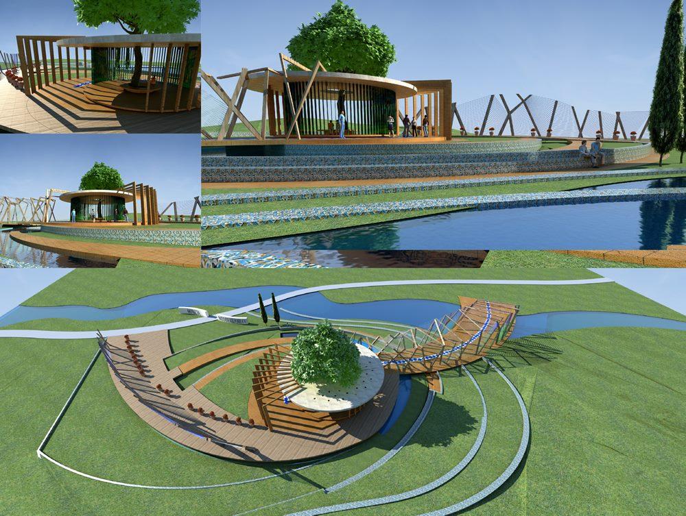 31713356 1472858629490740 2922494429090545664 o Actualización, proyecto jardín nacional en Nanning de inspiración mediterránea (Murcia)