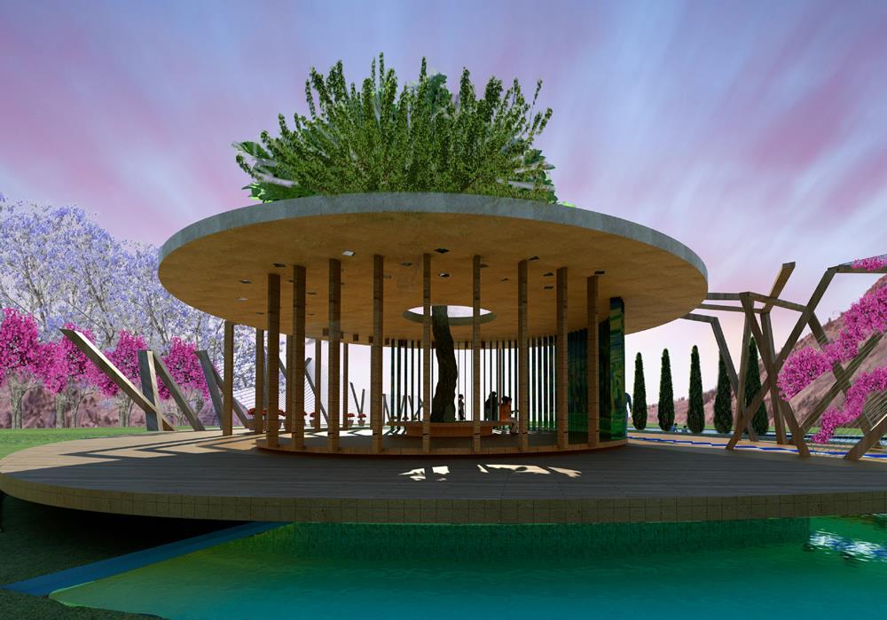 31725502 1472858609490742 3298097050066878464 o Actualización, proyecto jardín nacional en Nanning de inspiración mediterránea (Murcia)
