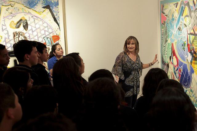 velia larcinese directora de Americas Collection