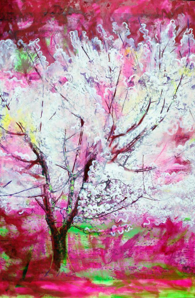 obra grafica sobre papel canson coloreada por artista 60 x 40-600€_90 x 60-1200€__floracion3